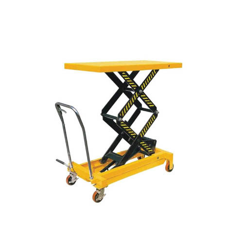 Mobile Hydraulic Lift Table