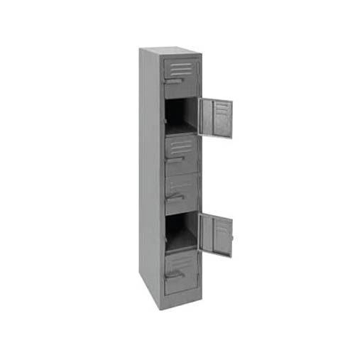 Six Compartment Locker