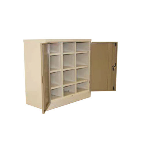 12 Compartment Pigeonhole Cabinet