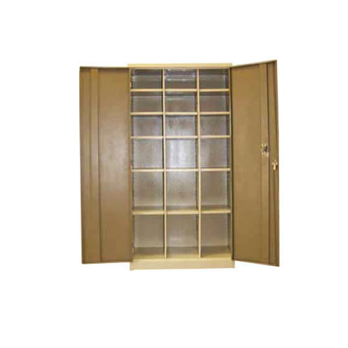 18 Compartment Pigeonhole Cabinet