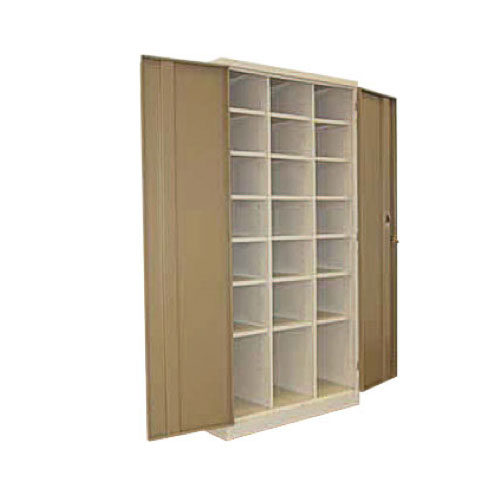 21 Compartment Pigeonhole Cabinet
