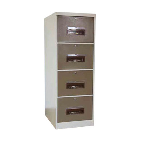 4 Drawer Filling Cabinet with Independent Locking