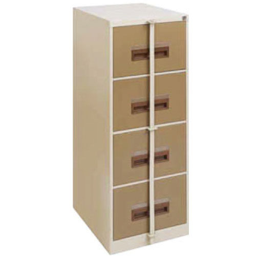 4 Drawer Filling Cabinet with Security Bar