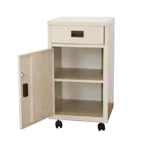 Basic Model Bedside Locker with Cupboard