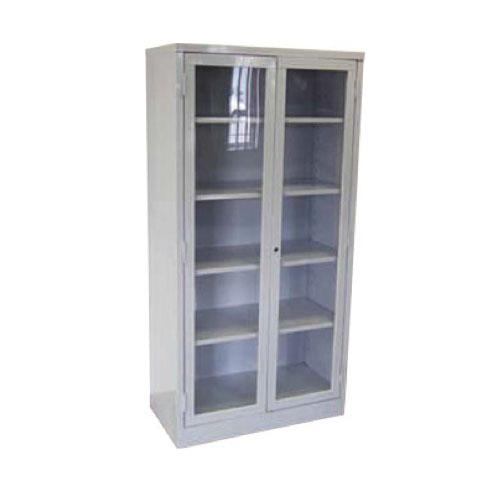 6 x 3 3mm Perspex Door Bookcase