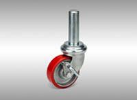 Scaffolding Castors Urethane (32mm Spigot)