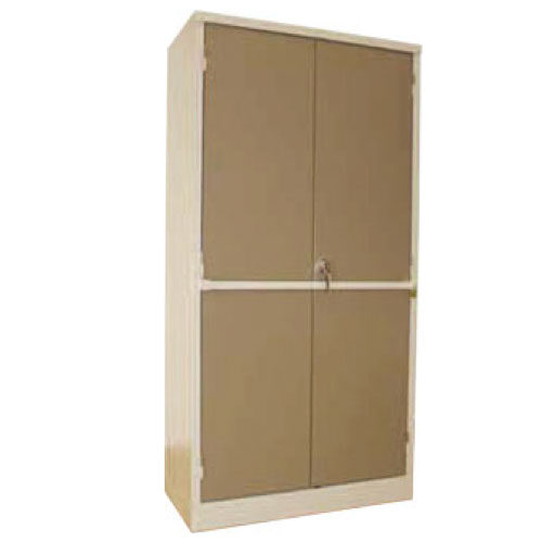 6 x 3 Stationery Cupboard with Security Bar