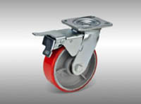 XX Series Nylon Brake Red