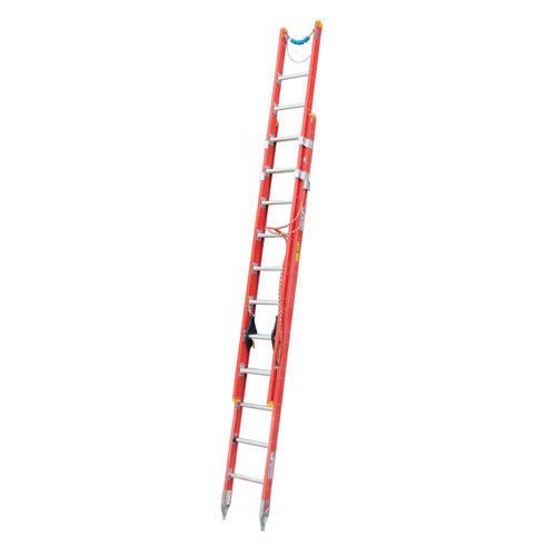 580 Range - Heavy Duty Fibreglass Extension Ladder (90mm Channel Size)