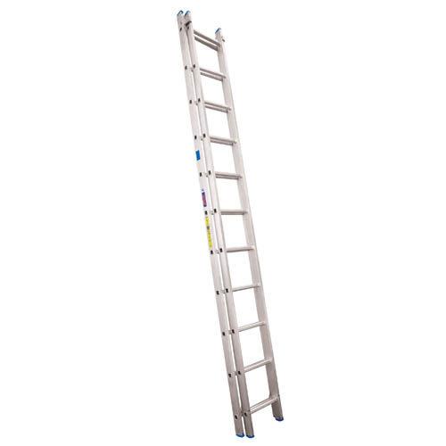 DMS Range Industrial Duty 2-Section Aluminium Push Up Ladder
