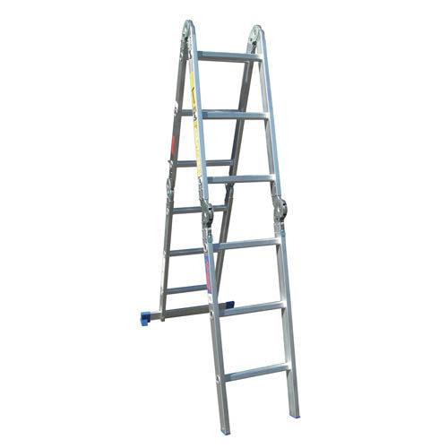 Industrial Duty Multi-Purpose Aluminium Ladder