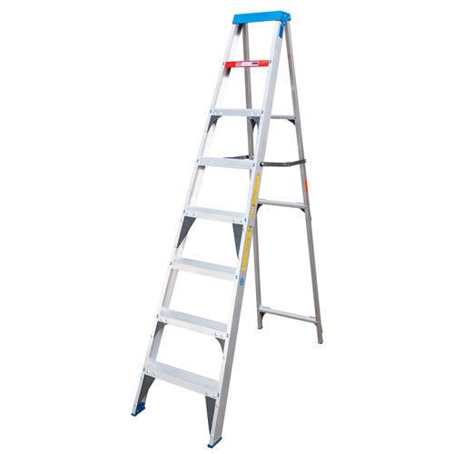 Heavy Duty Single Sided A Frame Aluminium Ladder