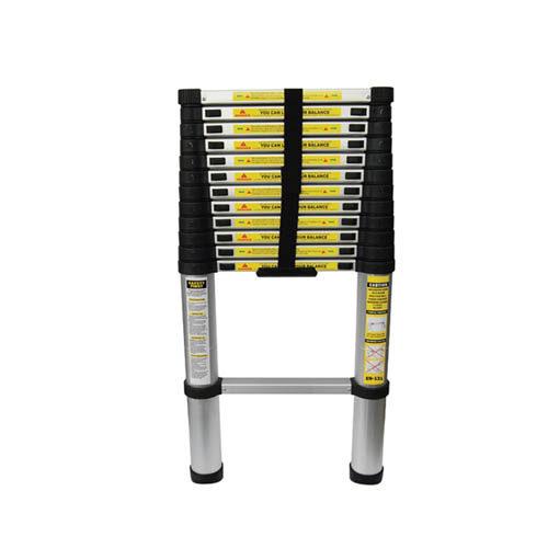 Telescopic Range Industrial Duty Aluminium Extension Ladder