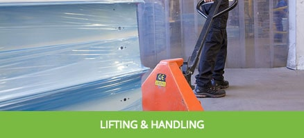 lifting and handling equipment