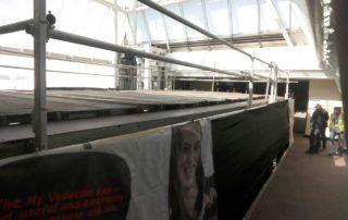 Aluminium Bridging Platforms