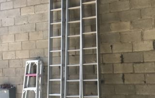 We sell Ladders too
