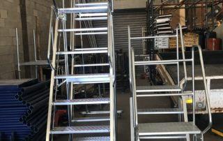 Mobile Mounty Steps