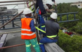 Specialised Kwikstage scaffolding